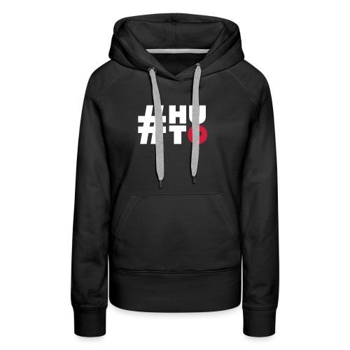#HUTO - Frauen Premium Hoodie