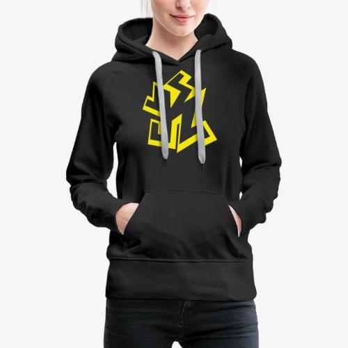 kseuly png - Sweat-shirt à capuche Premium pour femmes