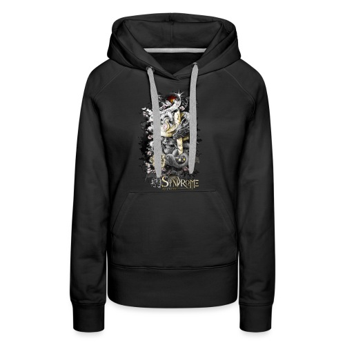 Lost Samouraï - Sweat-shirt à capuche Premium pour femmes