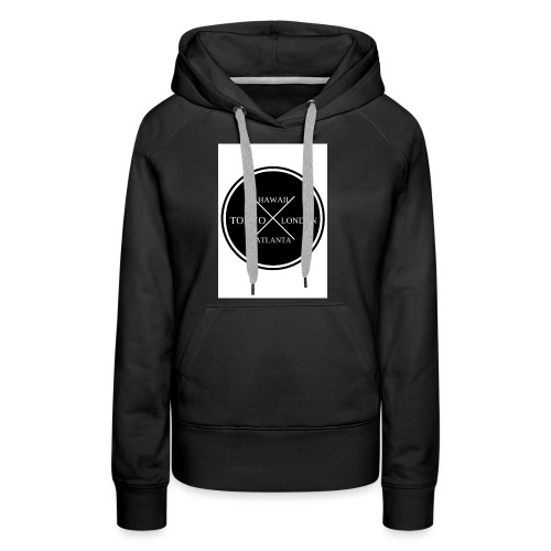 Four City Design - Women's Premium Hoodie