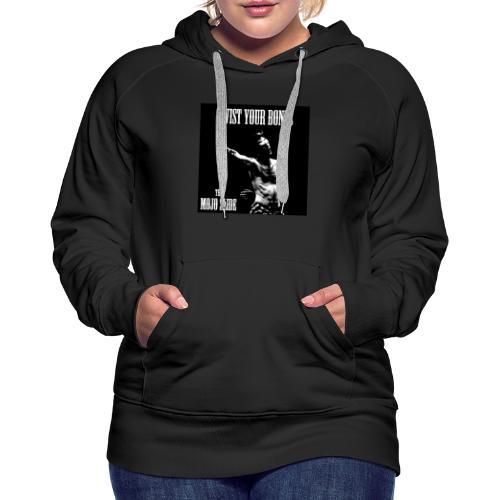 Twist Your Bones - Design 1 - Women's Premium Hoodie