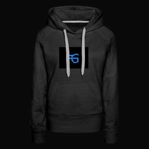 fastgamers - Vrouwen Premium hoodie
