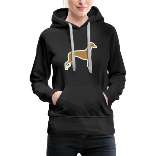Greyhound - Frauen Premium Hoodie