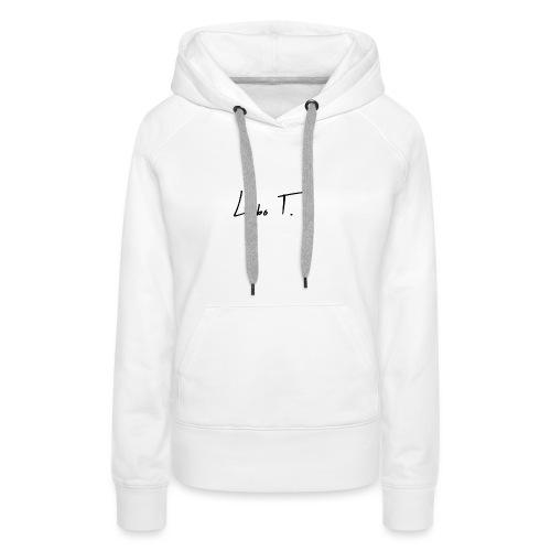 Labo T. - white - Sweat-shirt à capuche Premium pour femmes