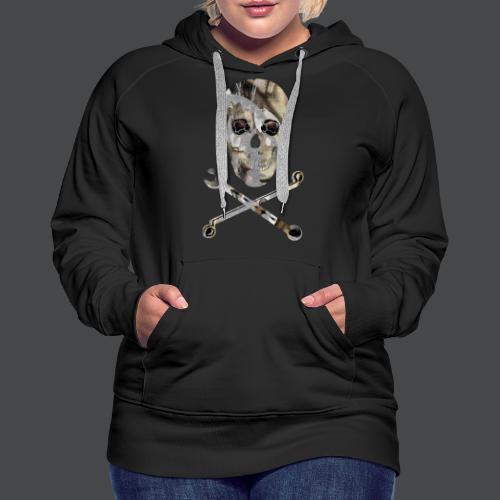 Der Schrauber! - Frauen Premium Hoodie