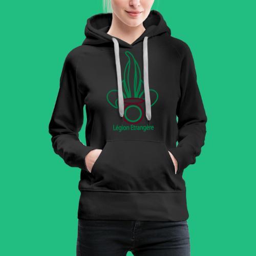 GRENADE LEGION - Sweat-shirt à capuche Premium pour femmes