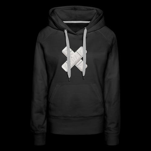 Xanax X Logo - Frauen Premium Hoodie