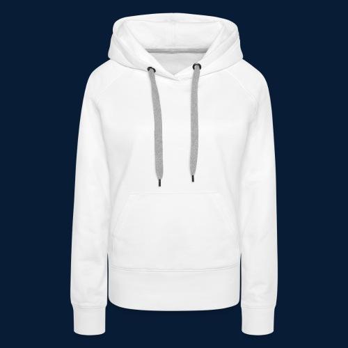 Stars and Stripes White - Frauen Premium Hoodie