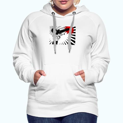Peace Please - Women's Premium Hoodie