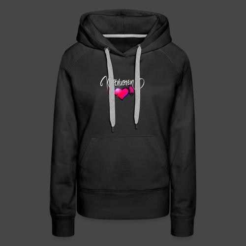 Logo and name - Women's Premium Hoodie