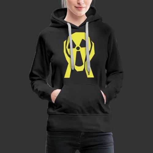 Skriet Atom - Premiumluvtröja dam