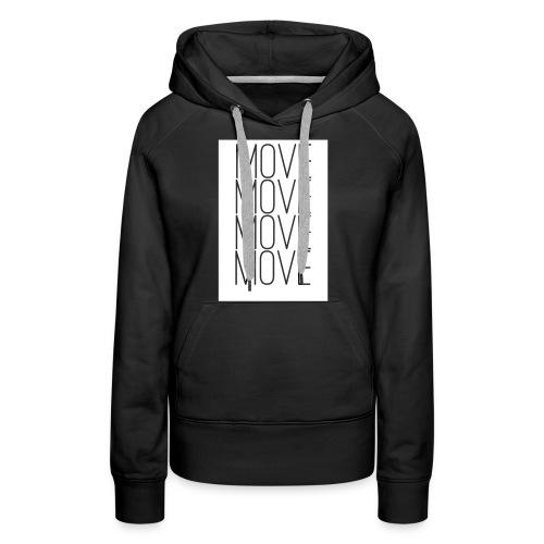 movemovemove - Frauen Premium Hoodie