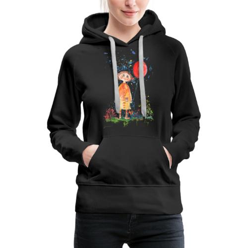 MädchenTräume - Frauen Premium Hoodie
