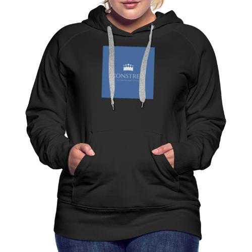 konstrex - Dame Premium hættetrøje