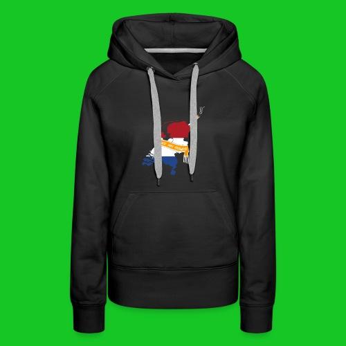 Ik hou van Holland - Vrouwen Premium hoodie