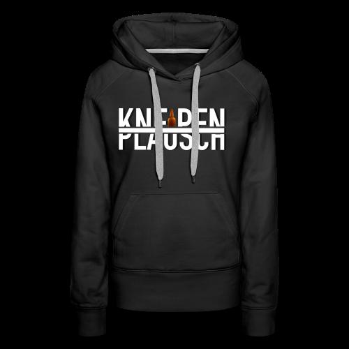 Kneipenplausch Big Edition - Frauen Premium Hoodie