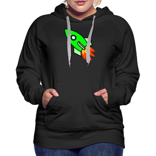 neon green - Women's Premium Hoodie