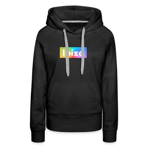 IBIZA Color - Women's Premium Hoodie