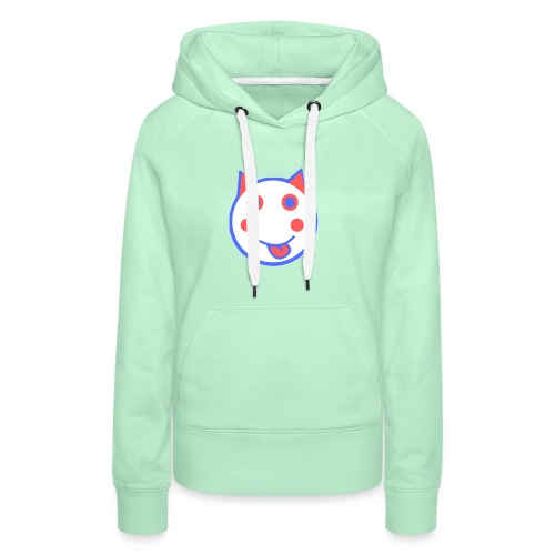 Alf Cat RWB | Alf Da Cat - Women's Premium Hoodie