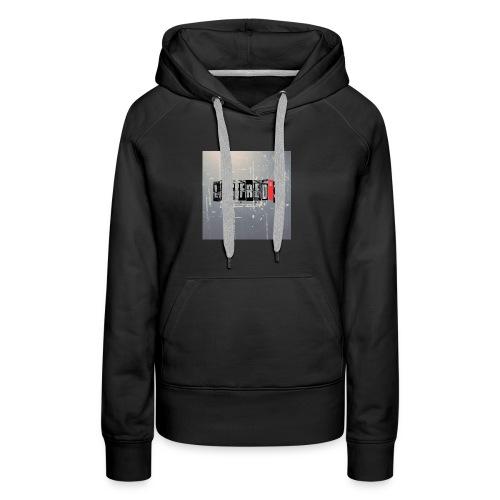 visuel les Fred'Z - Sweat-shirt à capuche Premium pour femmes