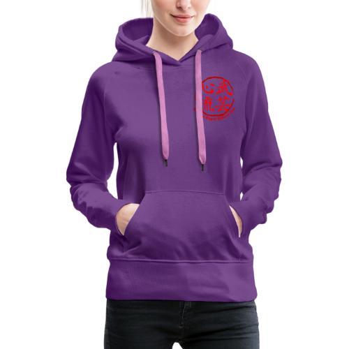 TEE SHIRT KOKORO RYU officiel - Sweat-shirt à capuche Premium pour femmes