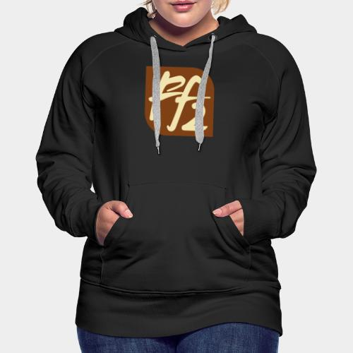 FF2 - Naisten premium-huppari