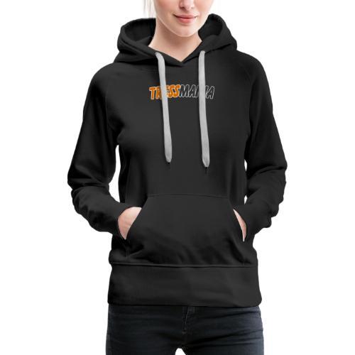 Tressmania Logo 01 - Women's Premium Hoodie