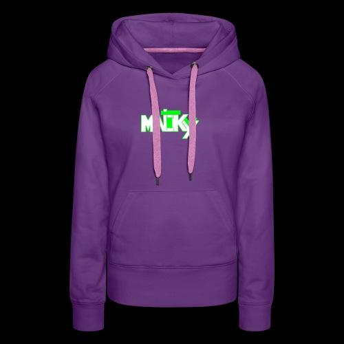MaickyTv Grün - Frauen Premium Hoodie