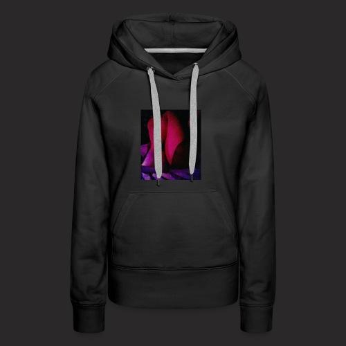 Neon night - Premiumluvtröja dam