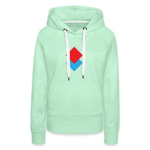 wzortroj - Bluza damska Premium z kapturem