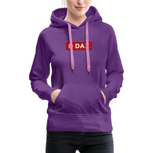 D DAX - Premiumluvtröja dam