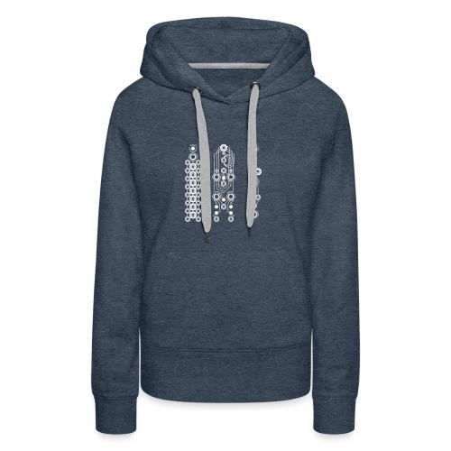 V1 design - Women's Premium Hoodie