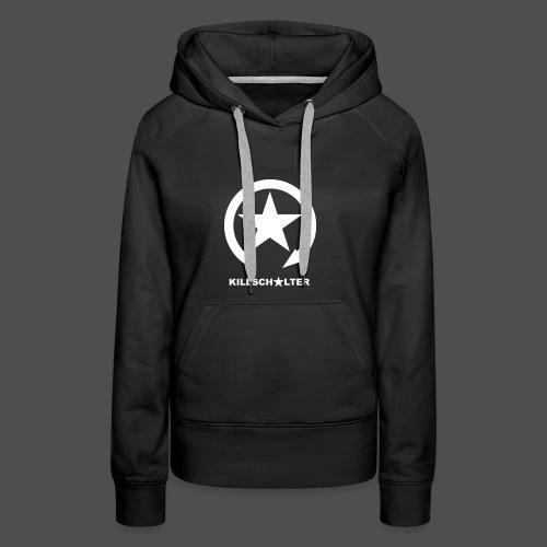 KILL SWITCH logo - Women's Premium Hoodie