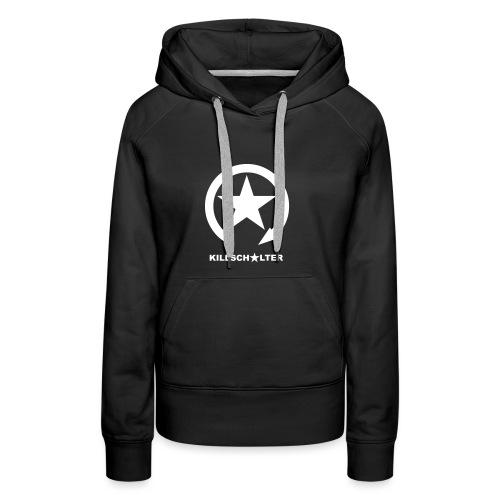 KILL SWITCH Logo 7KS01 - Women's Premium Hoodie