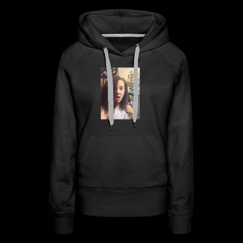 freya ft one d - Women's Premium Hoodie