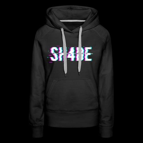 SH4DE. - Women's Premium Hoodie