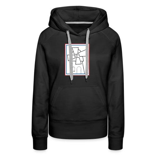 Molen - Vrouwen Premium hoodie