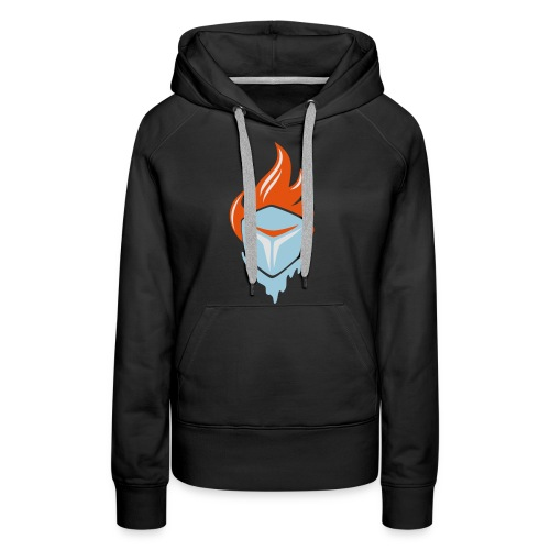 Fire and Ice 3C - Frauen Premium Hoodie