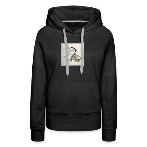 Pentragon - Sweat-shirt à capuche Premium pour femmes