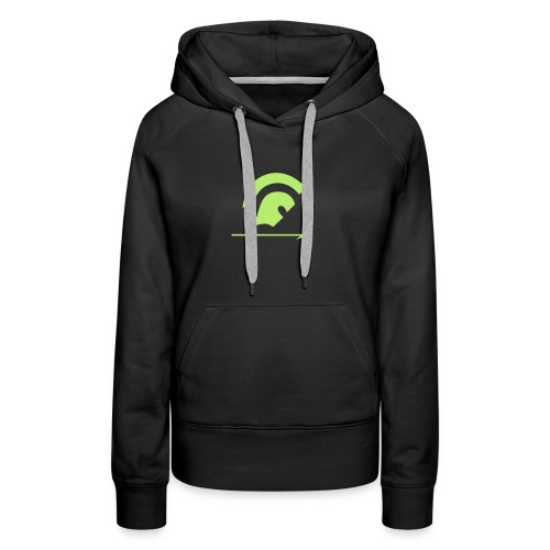 ds simple logo - Women's Premium Hoodie