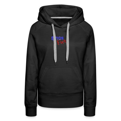Snorfiets T-Shirt - Vrouwen Premium hoodie