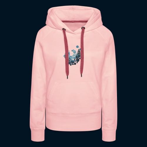 Camicia Flofames - Felpa con cappuccio premium da donna