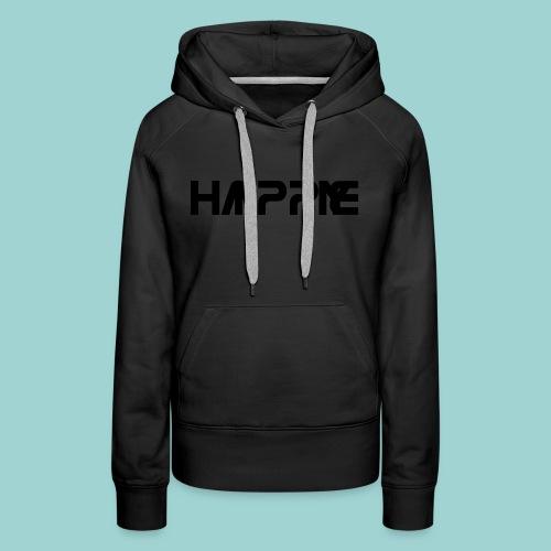 Happy Hippie - Frauen Premium Hoodie