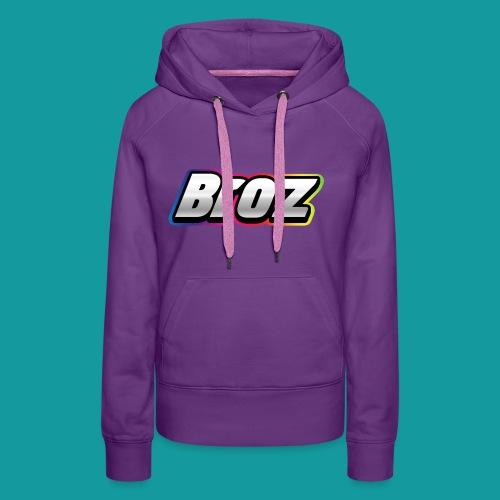 Broz - Vrouwen Premium hoodie