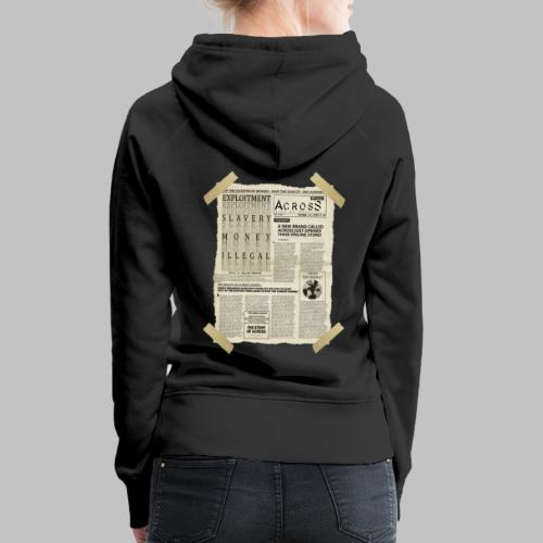 Breaking News! - Women's Premium Hoodie