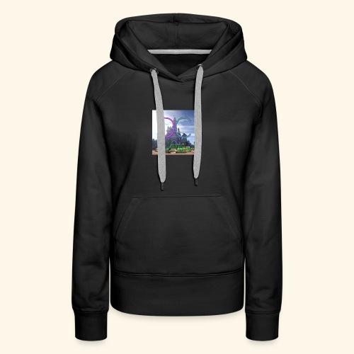 droomcraft - Vrouwen Premium hoodie
