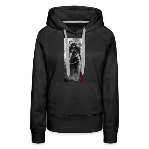 Magus - Frauen Premium Hoodie