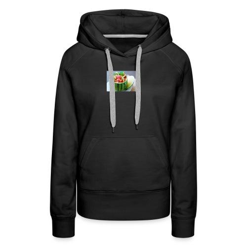 wassermelone tumblr - Frauen Premium Hoodie