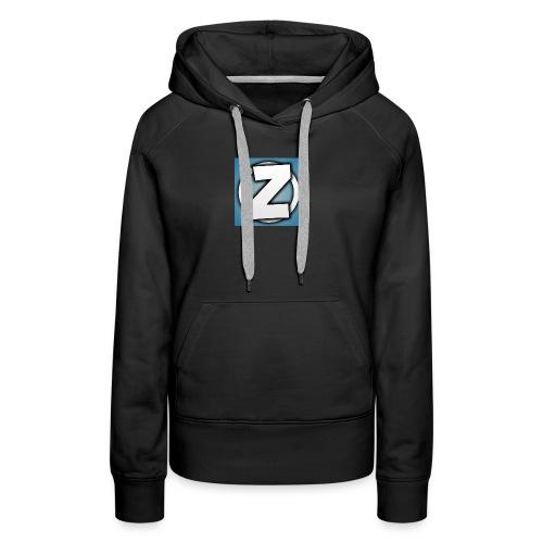 ZinoYT Logo - Women's Premium Hoodie