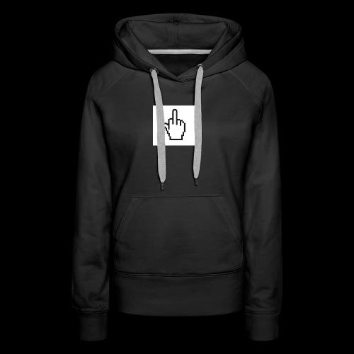 IMG 0451 JPG - Vrouwen Premium hoodie